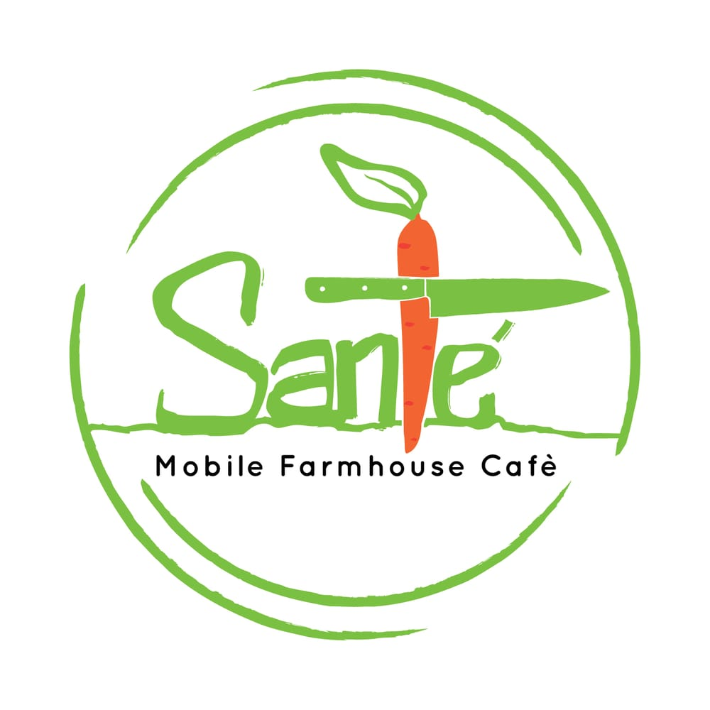 Santé Mobile Farmhouse Café Food Trucks Needham MA United States Phot