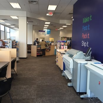 Fedex office print ship center lower pacific heights for Kinkos t shirt printing