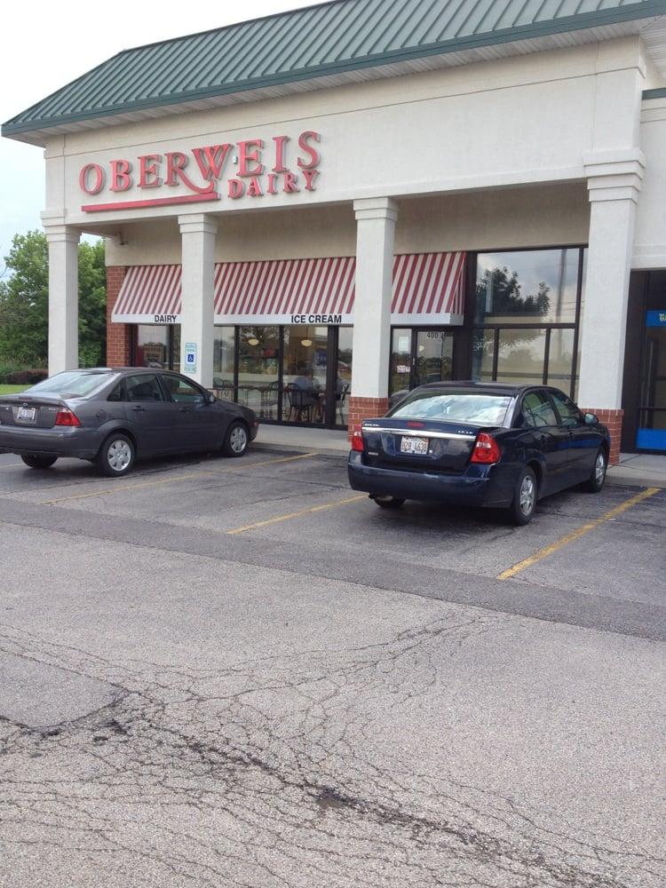 Oberweis Menu Ice Cream Oberweis Ice Cream Amp Dairy Store Exterior Elgin il United States