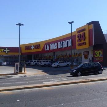 Farmacia La Más Barata - Farmacia - La Chapu (Chapultepec