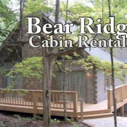 Black bear ridge resort cabin rentals llc sevierville for Bear ridge cabin rentals