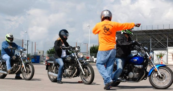 Motorcycle Training Course Near Me
