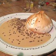 La Fee Gourmande - Arles, Bouches-du-Rhône, France. Baked Alaska