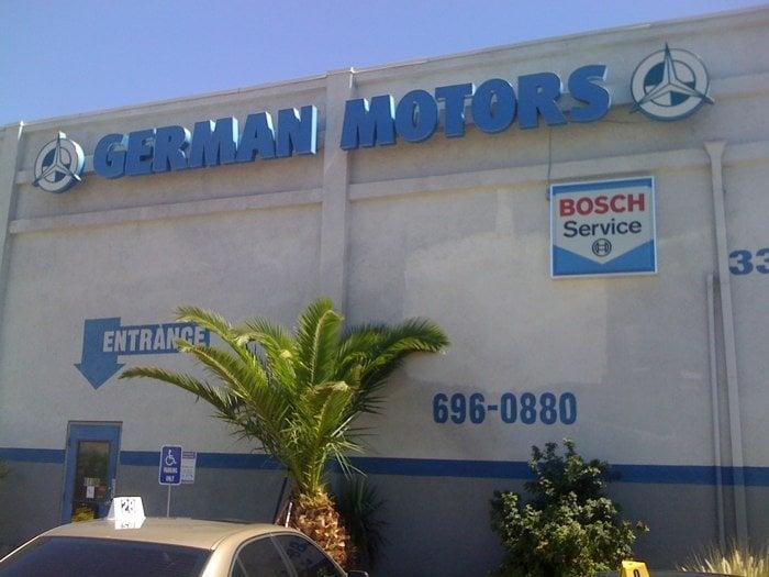 German Motors Las Vegas Nv Yelp