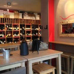 La Ligne Rouge - Wine Bars - Hôtel de Ville - Quinconces ...