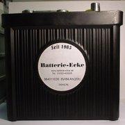Oldtimerbatterien, 08411 6V/84 Ah