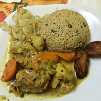 Jamrock cuisine caribbean miami fl for Authentic jamaican cuisine