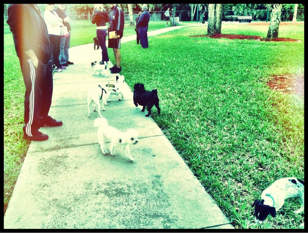 Mizner Bark Dog Park Boca Raton