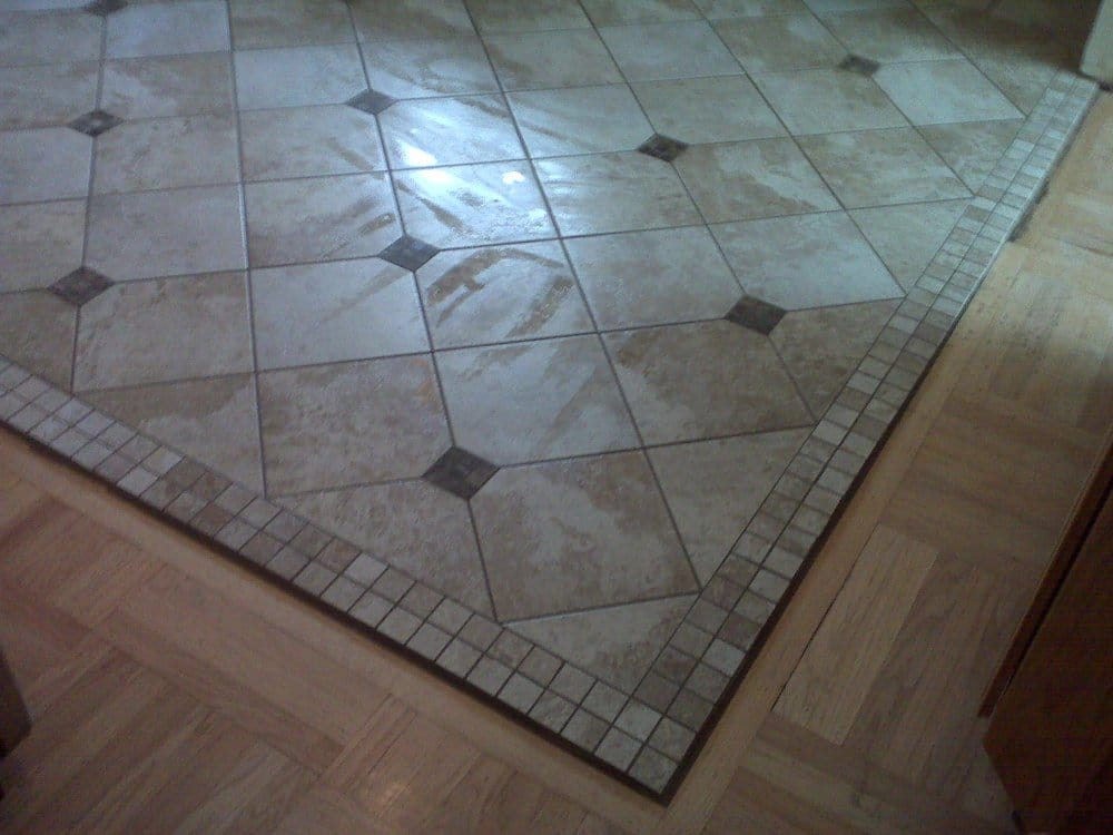 Gallery For gt Diagonal Tile Pattern With Border