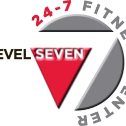 Level 7 Fitness logo