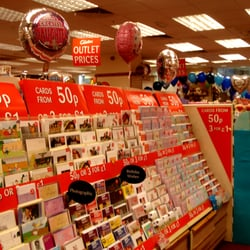Clinton Cards, Paisley