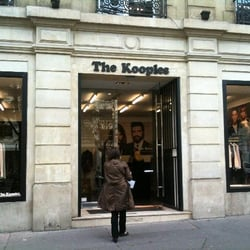 the kooples v tements de sport champs elys es paris avis photos yelp. Black Bedroom Furniture Sets. Home Design Ideas