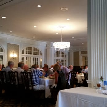 Regency Room Hotel Roanoke Va