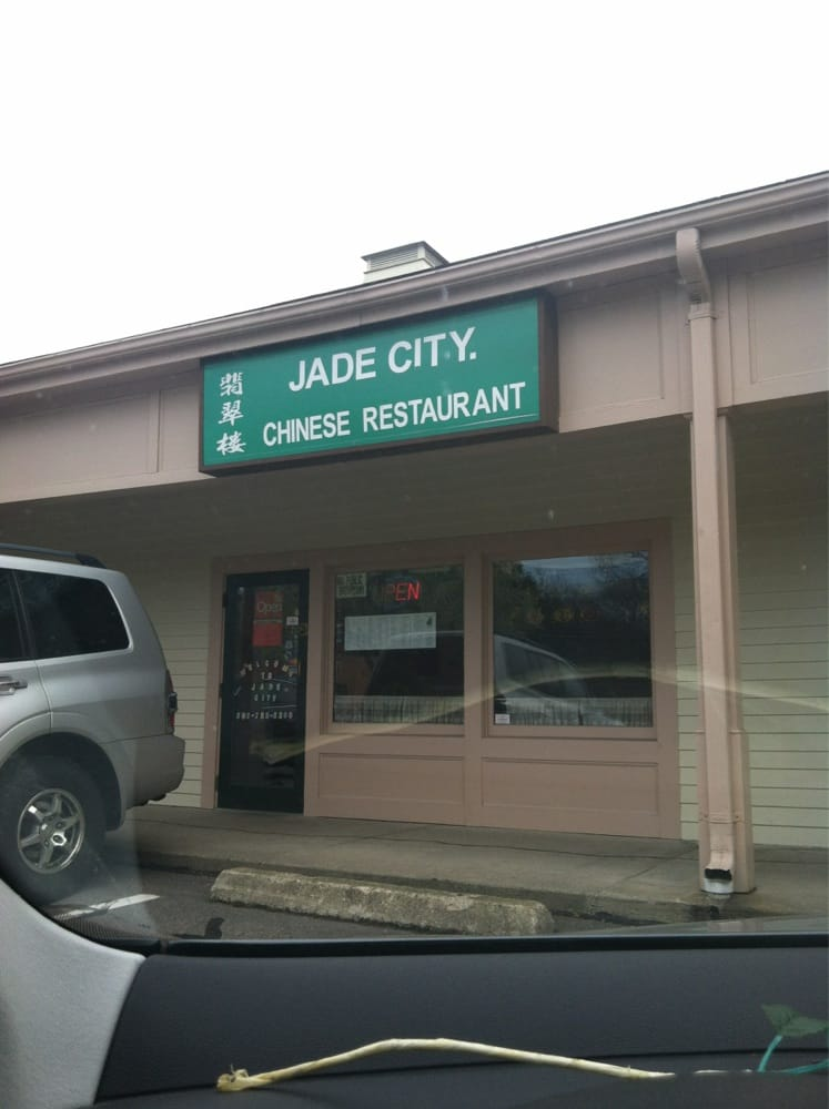 Jade City Chinese Restaurant Norton Ma