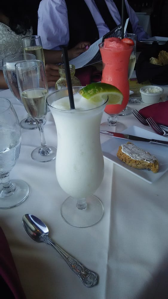 ... Pelican - Tampa, FL, United States. Virgin Key Lime Daiquiri yummy