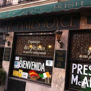 James Joyce Irish Pub, Madrid, Spain