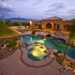 Patio pools spas 16 photos hot tub pool tucson - Public swimming pools tri cities wa ...