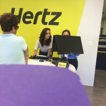 Hertz Rent A Car Employee Reviews