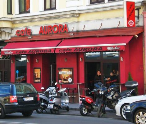 Cafe Aurora Wien