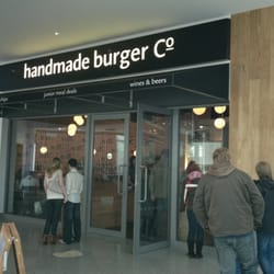 Handmade Burger Co, Hull