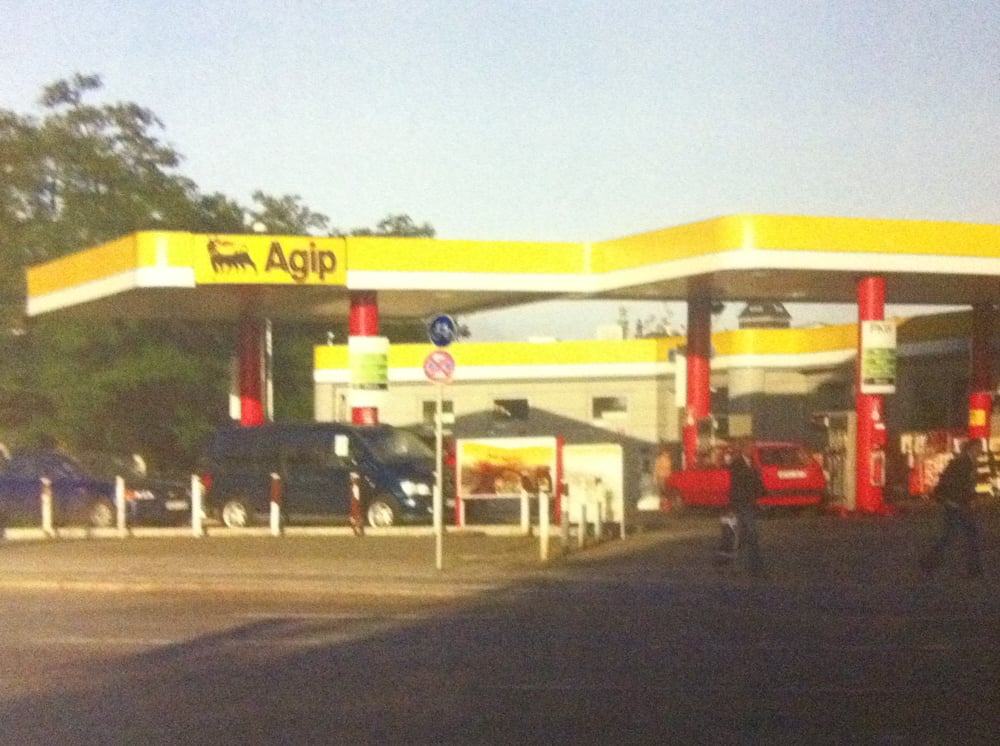 Open Gas Stations Near Me >> Agip - Gas & Service Stations - Tiergarten - Berlin, Germany - Photos - Yelp