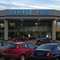 Capitol Ford New Used Car Truck Dealership Car