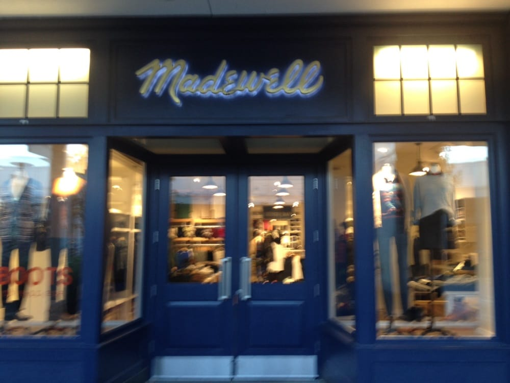 Men's Resale Designer Clothing Oak Brook Il Madewell Oak Brook IL