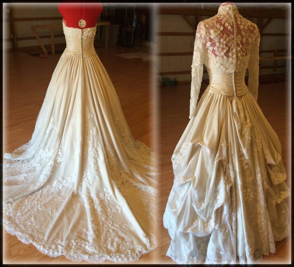 for Wedding dress alterations columbus ohio