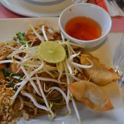 My Thai Vegan Cafe Boston Ma United States