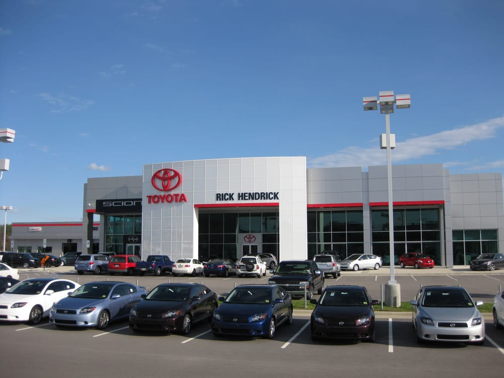 Rick Hendrick Toyota Scion - 37 Reviews - Car Dealers ...
