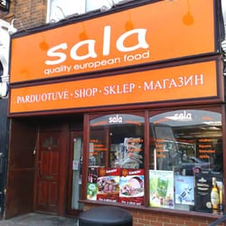 Sala, London