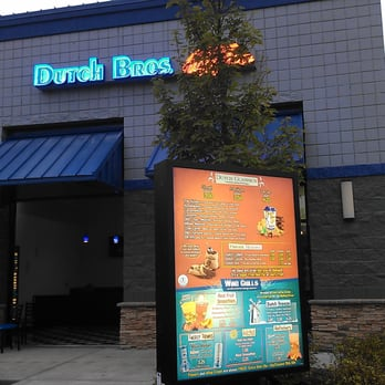 Dutch bros coffee hillsboro or yelp for Drive through garage door