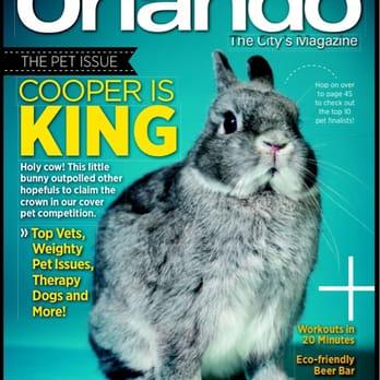 orlando magazine contact