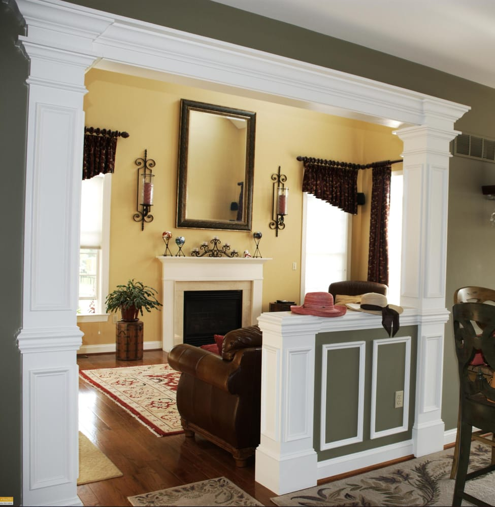 Huntingdon (PA) United States  city images : Home Trimwork Huntingdon Valley, PA, United States. Breakfast Nook ...