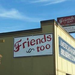 Friends Too - Sunday morning travels - Fort Wayne, IN, Vereinigte Staaten
