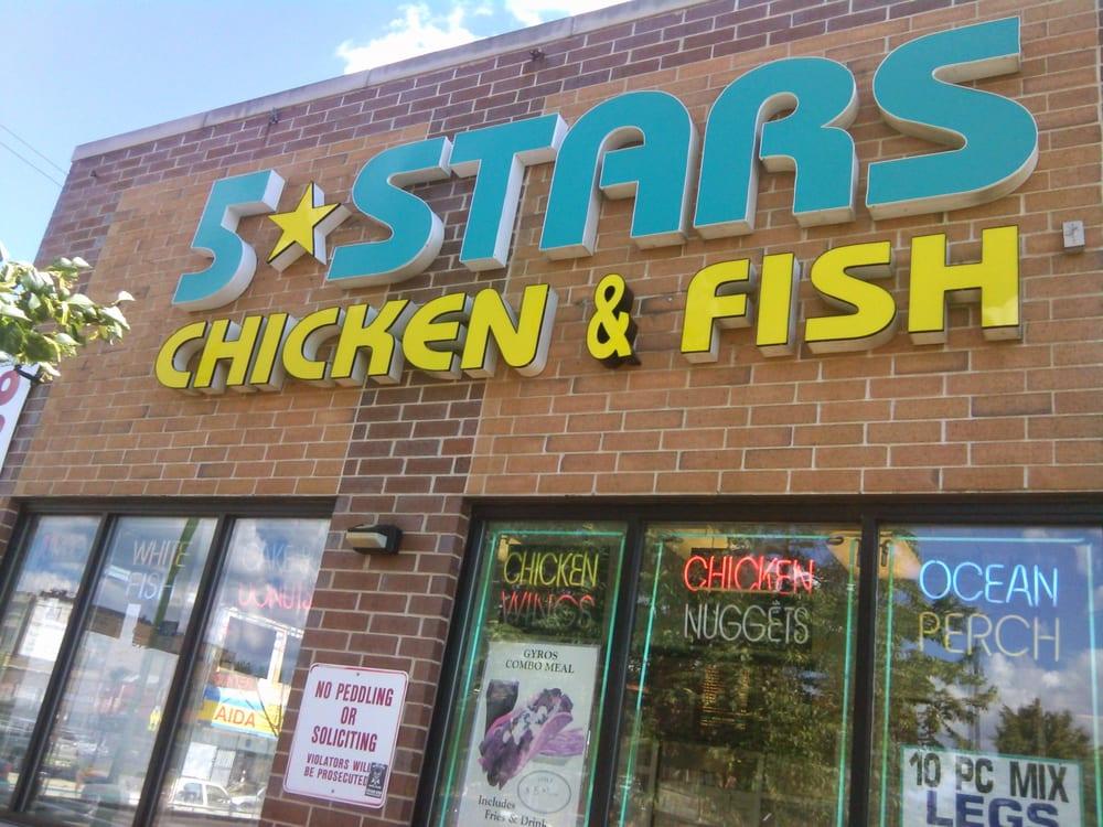 5 stars chicken fish seafood restaurants auburn for Fish restaurant chicago