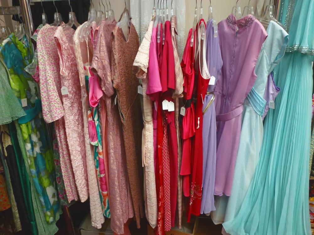 Vintage clothing stores in berkeley ca