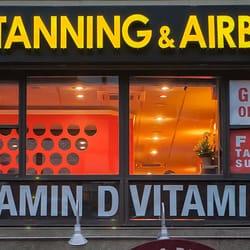 Ny sun club tanning airbrush tanning yorkville new for Absolute tan salon milton fl