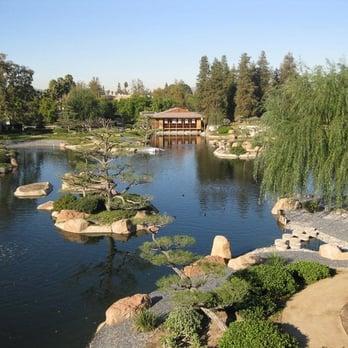 The Japanese Garden Botanical Gardens Sepulveda Basin