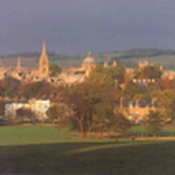 South Park, Oxford