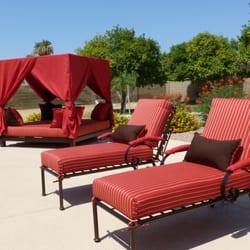 Arizona Iron Furniture   Phoenix, AZ, United States. Canopy Bed U0026 Chaise  Loungers ...