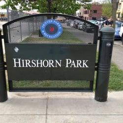Hirshorn Park logo