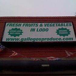 Gallegos Produce logo