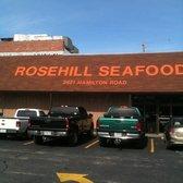 Rosehill seafood restaurant columbus ga yelp for Fish restaurants in columbus ohio