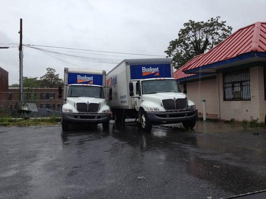Budget Truck Rental Trinidad Washington Dc Yelp