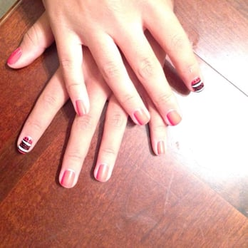 Jenny nails 72 photos nail salons 420 broad st for A list nail salon bloomfield nj