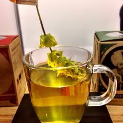 Lavender tea @ speciality fine food…