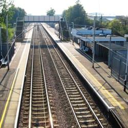 Waltham Cross Railway Station, Waltham Cross, Hertfordshire