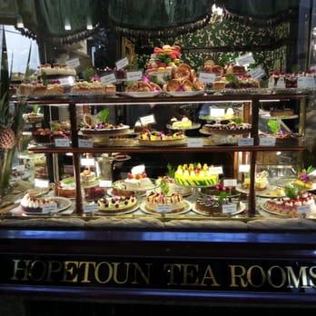 Hopetoun Tea Rooms Sydney