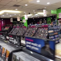 HMV, Birmingham, West Midlands